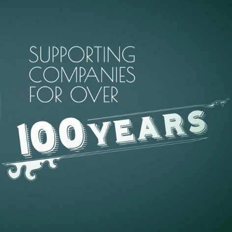 Supporting Companies Over 100 Years